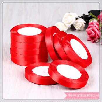 Hualin latex products Ribbon Red Ribbon crafts decorating accessories