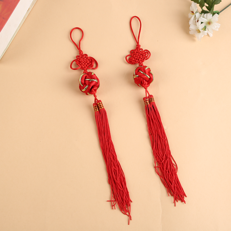 Supply Heart Knot Chinese Knot Home Decoration Hang Ornaments