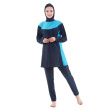 Build Arab Swimsuit Muslim Swimsuit Coverage Conservative Islamic Swimwear Muslim Swimsuit