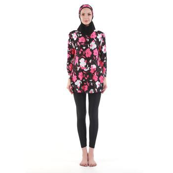 2017 new Muslim Swimsuit Muslim Swimsuit Muslim Swimsuit wholesale custom