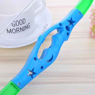 2 yuan shop plastic color crystal bow and arrow toy model outdoor shooting toys student prizes