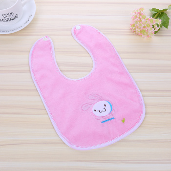 2 yuan shop supply newborn baby waterproof mouth saliva towel cotton maternal and child supplies