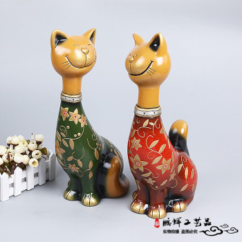 Gourd ornaments home and everything Xing living room furnishings gifts high-end crafts Decoration