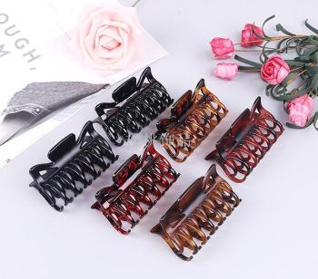 New fashionable fashion simple hairpin hair accessories bath headdress hair clip clip clip jewelry