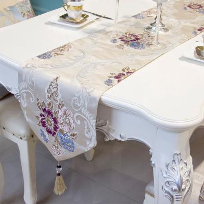 European-style tablecloth, luxury tea table, table, table, table, table, table, table, table, table, table.