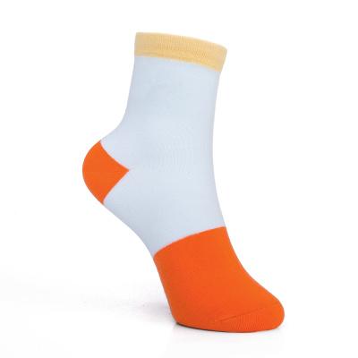 Nano antibacterial deodorant socks women fight color four seasons cotton socks factory direct wholesale