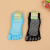2017 new multicolored cotton toe socks, foot massage Yoga toe socks