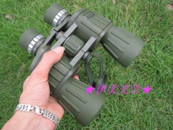 Authentic/SEEKER telescopes at high magnification,