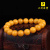 Natural amber chicken Huang Man wax string bead bracelets