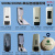 Hotel 400ml manual liquid toilet wall-mounted soap dispenser