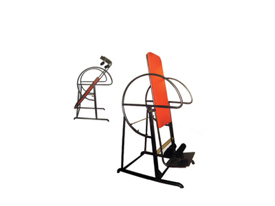 Hj-00209 military barbell training machine fitness equipment.
