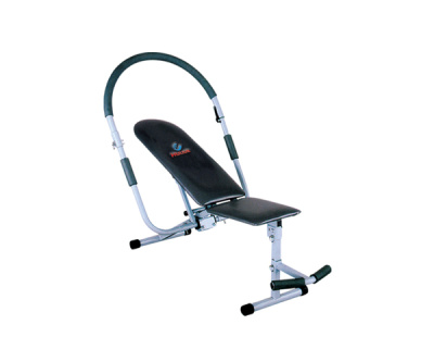 Hj-10012 reclining chair fitness equipment.