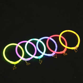 Concert cheering props night Lady light stick earrings party booth at the night market glow earrings jewelry