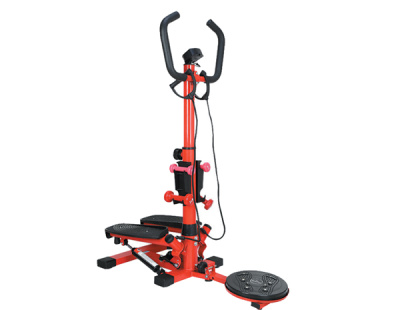 The hj-10059 step machine is used to take the handrail climbing machine with handrail.