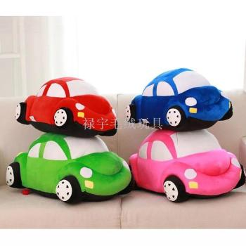 Plush toys manufacturers selling cars luxury off-road model parent-child doll holiday gift