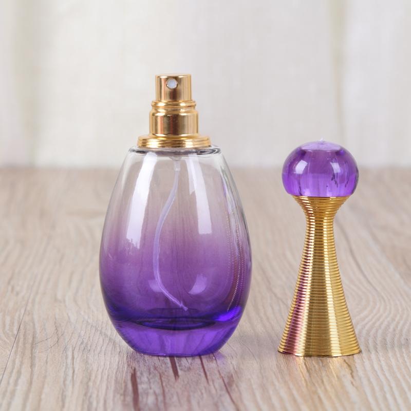 高档女士香水瓶便携香水瓶 化妆品分装空瓶子