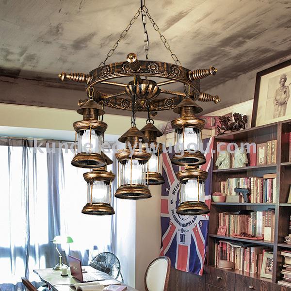 古典欧式蜡烛灯仿真蜡烛灯仿古马灯复古油灯欧式提灯