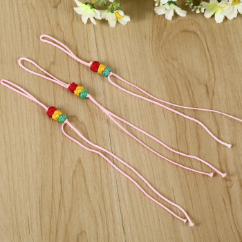 Chinese knot factory direct knot knot line nylon rope jade line