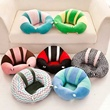 Baby seat infant seat portable high chair small sofa plush toy