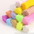 Ball of wool animals DIY manual fitting twist Rod tops multi-color material