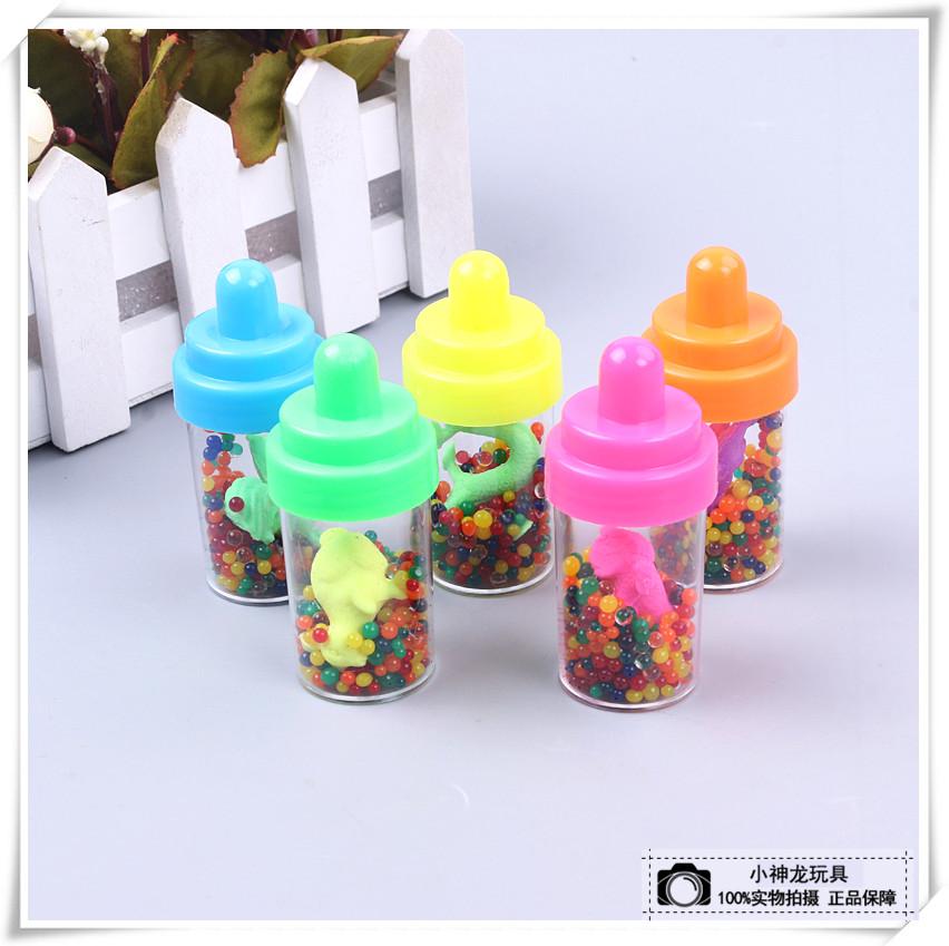 鱼缸装饰物泡大珠儿童玩具弹珠童年玩具创意玩具