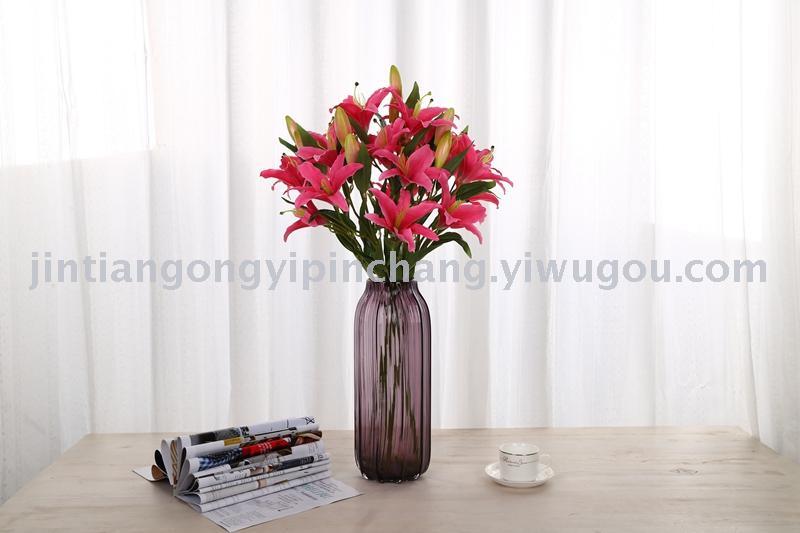 Supply single juan of lily flower flowers alstroemeria home decoration qty 36piece 10 box x36 mightylinksfo
