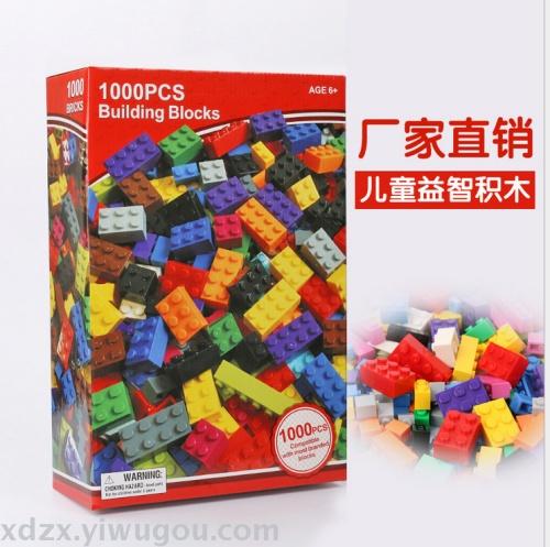 Small blocks 1000pcs desktop DIY small particles in children in Australia assembled educational toys