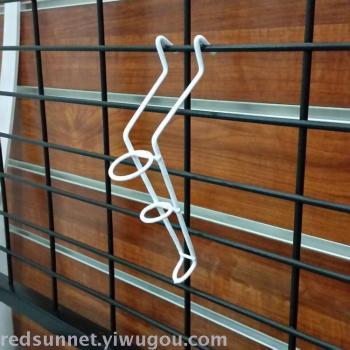 Flower hook mesh flower hooks