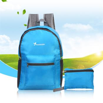 2017 new outdoor travel folding Backpack Rucksack backpack backpacks