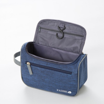 Travel matte amenity bag cosmetic bag waterproof bath package for men and women travel portable storage bags