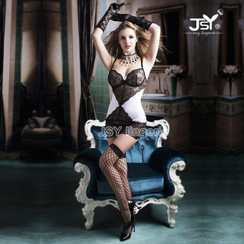 Autumn new sexy sleepwear sexy ladies Bras Pajama factory outlets in Europe and America 9788