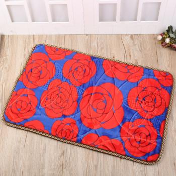Plush carpet floor MATS with muslin carpet.