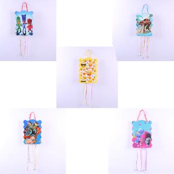 Ice Princess romance spider-car Pikachu KT children Festival birthday party pinata
