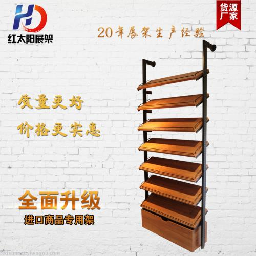 Ironwood fixed removable edges group combined with the import library shelves Cabinet