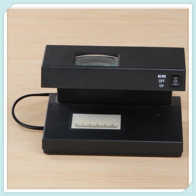 正品验钞机紫光荧光灯迷你台式紫外线鉴定灯小型便携