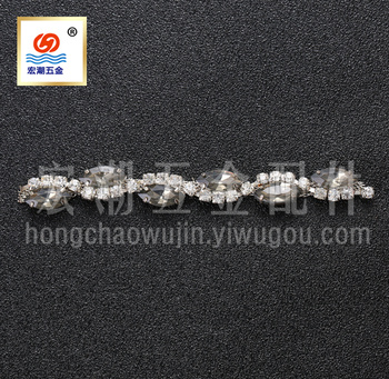 Supply chain of DIY jewelry materials accessories Crystal code