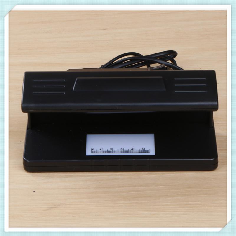 小型验钞机紫光荧光灯迷你台式紫外线鉴定灯小型便携式验钞机