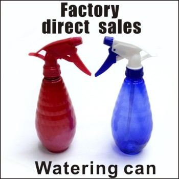 Small pneumatic plastic watering can watering wholesale Gardening Tools, watering pot factory outlet