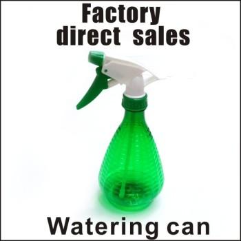 Small pneumatic plastic watering can watering wholesale Gardening Tools, watering pot watering