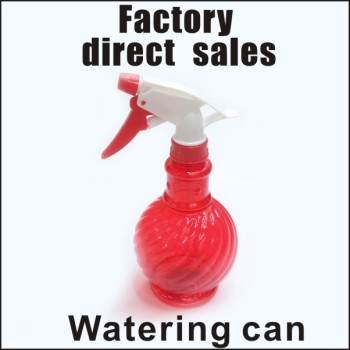 Small pneumatic plastic watering can watering Gardening Tools, watering pot vase wholesale-watering can