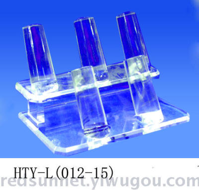 Acrylic plastic shop fittings display stands
