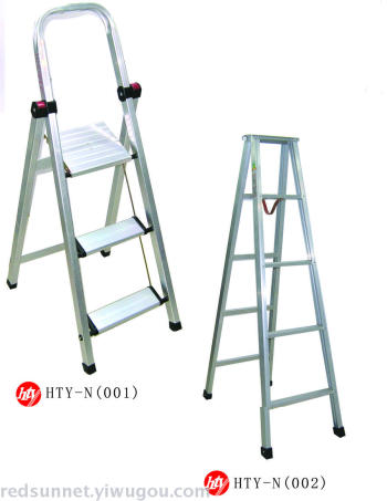 Ladder supermarket cargo warehouse ladder