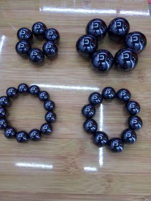 Football health magnetic bracelet beads, bracelets round beads