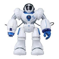 汇雪智能充电遥控多功能机器人成人跳舞汇雪宇宙机械战警儿童玩具