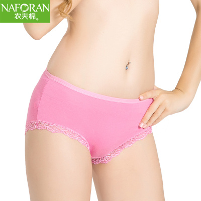 T6226 NAFORAN Lady's underwear,lace & sexy briefs of bamboo fiber