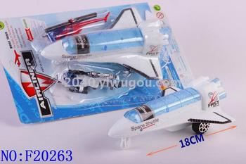 Baby toys educational toy for children the space shuttle models