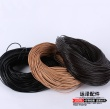 Leather rope necklace cord Jewelry Accessories DIY jewelry wire factory wholesale