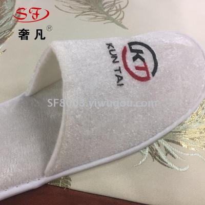 Spot slipper factory outlets Hotel higher quality hotel Hotel disposable slippers