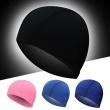 Pure color digital color cloth cap
