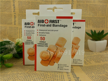 Four set PE waterproof band-band-foot stick of four composite PVC medical dressing